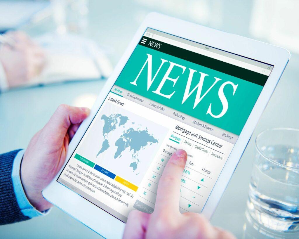California Web Technologies, provides Digital Newsletters.